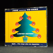 Jode - Walk (the dog) Like An Egyptian - Featuring Yo Hans - music cd EP