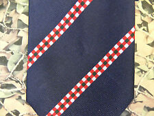 Kings Own Scottish Borderers Regimental Tie KOSB