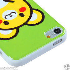 Apple iPod Touch 5 Candy Skin Tpu Gel Cover Case Accessory Cute Hamster
