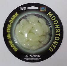 Club Earth Glow Moonstones Bedroom Decoration Space Lunar Jewelry Nasa Moon Gidm