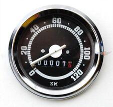 Zündapp KS 50 R Combinette Tacho 120 Km/h Mokick Moped 60mm Made in Germany Neu