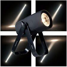 American dj saber spot ww compact pinspot avec 15 watts blanc chaud led