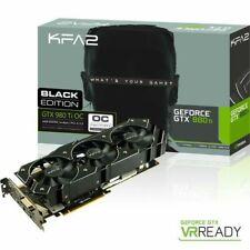 KFA2 GeForce GTX 980 Ti OC Black Edition 6Go GDDR5 Carte Graphique