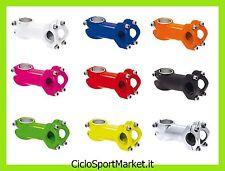 Soporte Manillar Aluminio bici Fijado/Fixed - 25,4mm - TODOS LOS COLORES