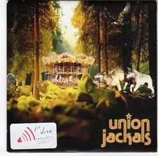 (EM455) Union Jackals, Analogue Star - 2009 DJ CD