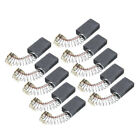 10pcs Carbon Brushes Motor Brush Set For Generic Electric Replacement 6*12*20mm