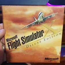 Microsoft Flight Simulator (Game Disc 1 only) -  PC GAME - FREE POST *