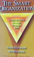 The Smart Organization : Creating Value Through Strategic R and D