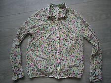 haut en coton style chemisier coloré PROMOD  taille 40 trés bon état