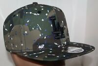 Los Angeles Dodgers New Era MLB Camo Speckled 9FIFTY,Snapback,Hat,Cap