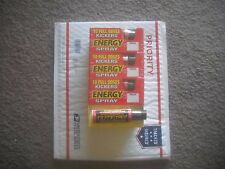 Kickers 80 Hour Energy 10 dose Spray Vitamin Supplement 24 Bottles