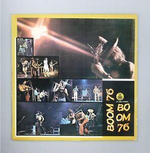 "Boom '76 - NEAR MINT 12"" Vinyl LP - Boom Festival 1976 - LP 5284"