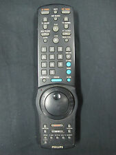 PHILIPS TV/AV/VCR Remote MODEL : unknown with Jog Dial