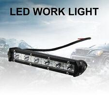 7inch LED Work Light Bar Flood Spot Beam Offroad SUV ATV Boat Driving Fog Lamp