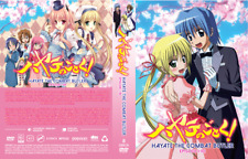 DVD ~ HAYATE THE COMBAT BUTLER SEASON 1-4  ( Episode 1 - 101 ) ~ English DUBBED