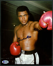 Muhammad Ali Certified Authentic Autographed Signed 8x10 Photo Beckett A62871