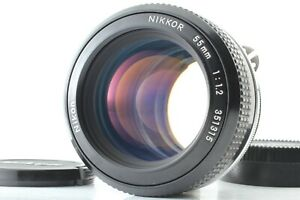 [NEAR MINT] Nikon New Nikkor 55mm f/1.2 Ai Converted Lens From JAPAN #443