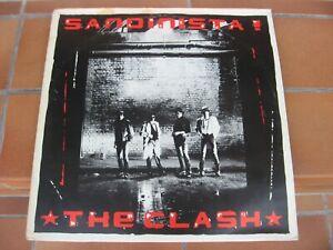 LP 33t THE CLASH  Sandinista  1980  CBS FSLN 1