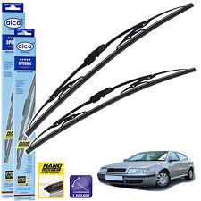 "Skoda Octavia 1996-2004 standard windscreen wiper blades 21"" 19"" alca SPECIAL"