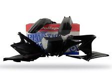 Suzuki Plásticos Kit H. 250 2010 - 2018 Todo Negro 90254 Motocross MX Polisport