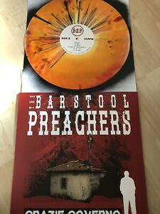 The Barstoll Preachers Vinyl Ukhc UKPP Punk Wonk Unit cock sparrer