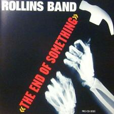 Rollins Band(CD Single)The End Of Something-Dreamworks-1997-New
