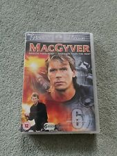MacGyver - Series 6 - Complete (DVD, 2010, 6-Disc Set, Box Set) New Sealed