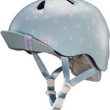 Bern Nina Helmet Satin Seaglass Polka Dot SM Bicycle Skate Bike Child Safety