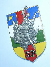INSIGNE broche militaire SP Securite Presidentielle de Centrafrique SEGALEN 1991