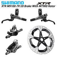 SHIMANO XTR M9100/M9120 MTB Disc Brake Set Front&Rear With MT900 Rotor