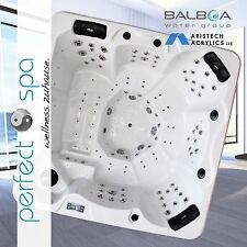 perfect spa Whirlpool Outdoor/Indoor Boston Premium 6P Hot Tub Aussenwhirlpool