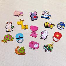 2xNovelty Cartoon Animals Fridge Magnet Rubber Fun Colorful Art Decor Set Hot