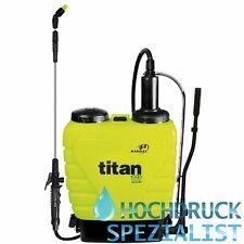 Rückensprüher Titan 12 Liter, Dichtung Viton, Drucksprüher, Unkrautsprühgerät