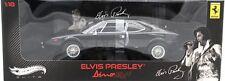 Elvis Presley Hot Wheels Dino 308GT 1:18 Elite V7425 Brand New!