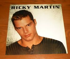 Ricky Martin Poster 2-Sided Flat Square 1999 Promo 12x12