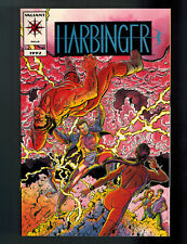 Harbinger 0 - 6 Pre Unity 7 Book Lot (Valiant) 1st Print NM+ CGC ALL Jim Shooter