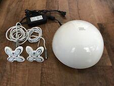JBL SPYRO flower speakers white