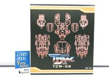 [Toys Hero] In Hand Transformers TDW-06 TCW-06 Upgrade Set for Dinobots