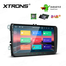 "9"" Android 9.0 Car Radio GPS Navi Stereo 2+16GB For VW Golf MK5 MK6 Plus Passat"