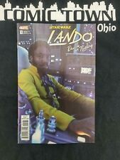 Star Wars Lando Double or Nothing #1 1:10 Movie Variant B Free Shipping