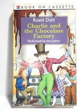 Charlie and the Chocolate Factory Book on Tape 1 Cassette Roald Dahl