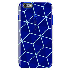 75-Pack Speck Candyshell Inked Case iPhone 6 6S Plus Stacked Cube/Raincoat Blue