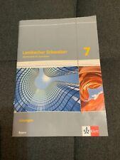 Lambacher Schweizer 7 Lösungen Mathematik Gymnasium Bayern