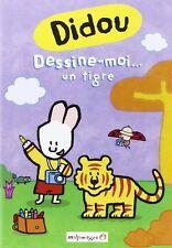 DIDOU - DESSINE-MOI... UN TIGRE - DVD - NEUF NEW NEU