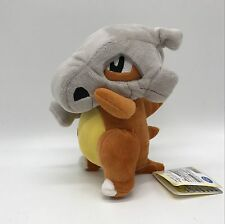 Pokemon Sun/Moon Cubone #104 Plush Soft Toy Stuffed Animal Teddy Doll 7""