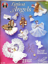 Design Originals - Littlest Angels - 21 Doll Patterns