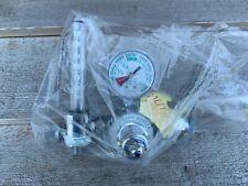 Western Single Stage Preset Flowmeter Regulator M1-540-15FM With CGA-540 Nut And
