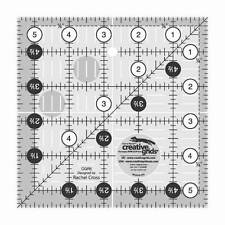 Creative Grids Quilt Ruler 5-1/2 x 5-1/2 inch Square, # CGR5