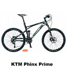 Mountain Bike KTM Phinx Prime Carbon Shimano XTR Fully 53cm Fox