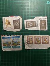 Tunisian And Kuwait Stamps